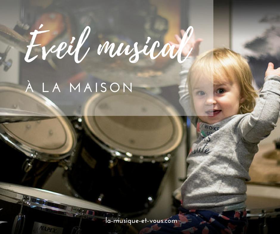 8 Jeux Déveil Musical à Faire à La Maison La Musique Et Vous